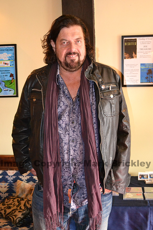 Rockstar/Producer Alan Parsons